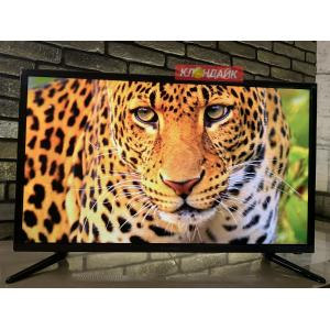 Телевизор Yuno ULX-32TCS226 - Заряженный Смарт телевизор с голосовым управлением и Онлайн-телевидением в Оленевке фото