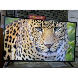 Телевизор ECON EX-60US001B - огромная диагональ, уже настроенный Смарт ТВ под ключ с голосовым управлением в Оленевке фото