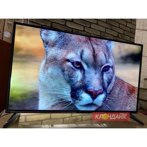 """Телевизор Blackton BT 50S01B большой экран, быстрый и """"заряженный"""" Smart TV  в Оленевке фото"""