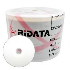Диск DVD-R Ridata 4.7Gb 16x